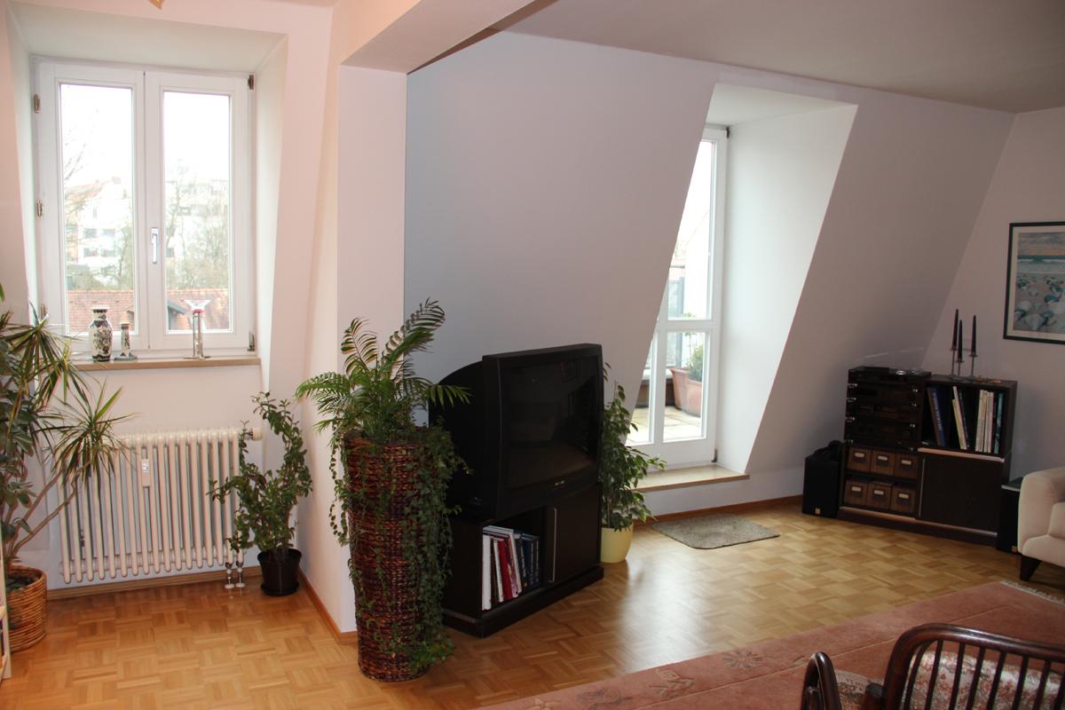 immobilien regensburg wohnung im inneren westen regensburg maisonette wohnung. Black Bedroom Furniture Sets. Home Design Ideas