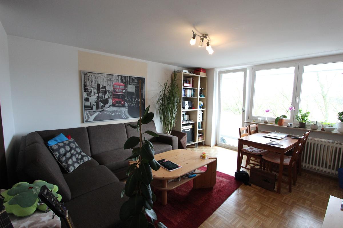 Immobilien Regensburg 3 Zimmer Wohnung mit Balkon im ...